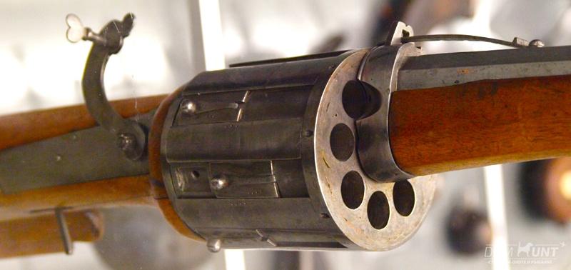 барабанное ружье