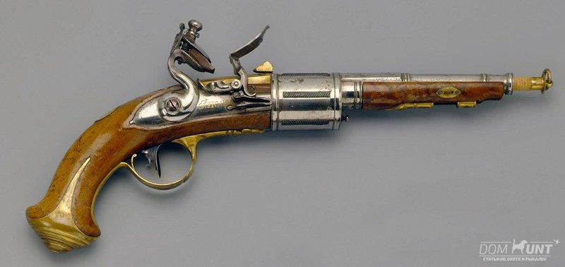 пистолет полина