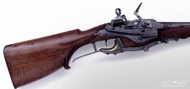 ружье кальтхофа